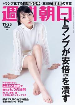 週刊朝日 11月25日号