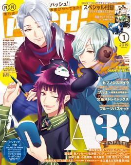 PASH! 2019年01月号【特別編集版】