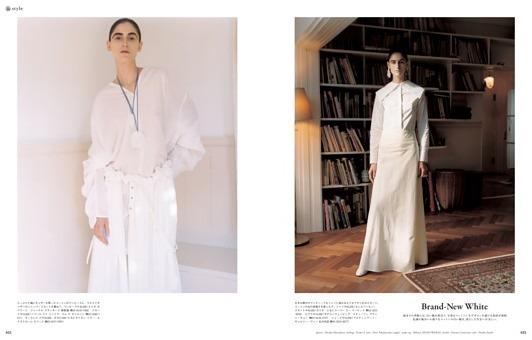 & style 「Brand‐New White」