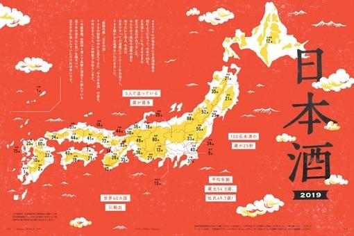 日本の全酒蔵アンケートでわかった注目の酒と蔵。日本酒2019