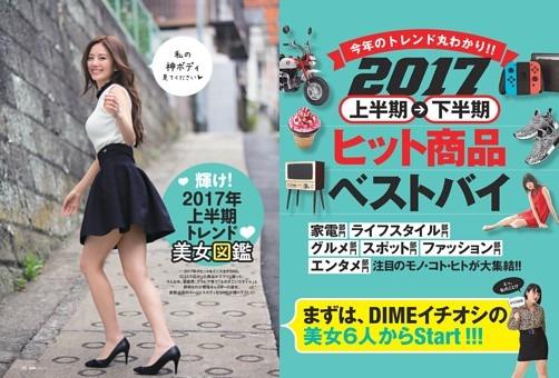 今年のトレンド丸わかり!! 2017上半期→下半期 ヒット商品ベストバイ