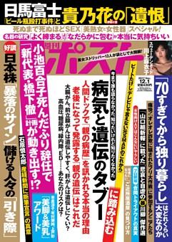 週刊ポスト 2017年12月1日号