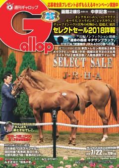 週刊Gallop 2018年7月22日号