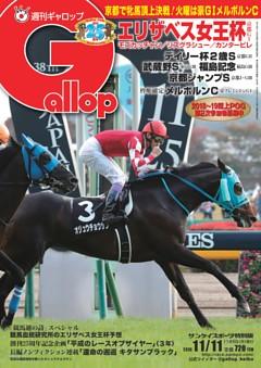 週刊Gallop 2018年11月11日号