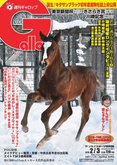 週刊Gallop 2019年2月3日号