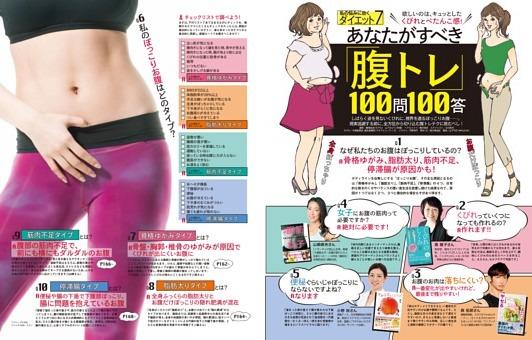 私の悩みに効くダイエットPart7 あなたがすべき「腹トレ」100問100答