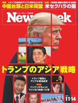 ニューズウィーク日本版 11月14日号