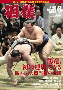 相撲 2018年6月号 夏場所総決算号