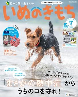 いぬのきもち 2017年7月号