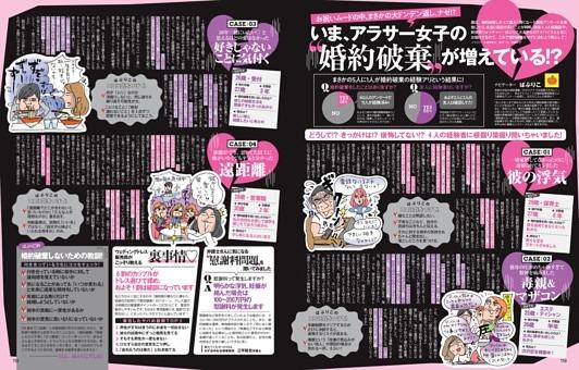 """いまアラサー女子の""""婚約破棄""""が増えている!?"""